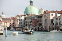 Grand Canal Venice by David Cusselle